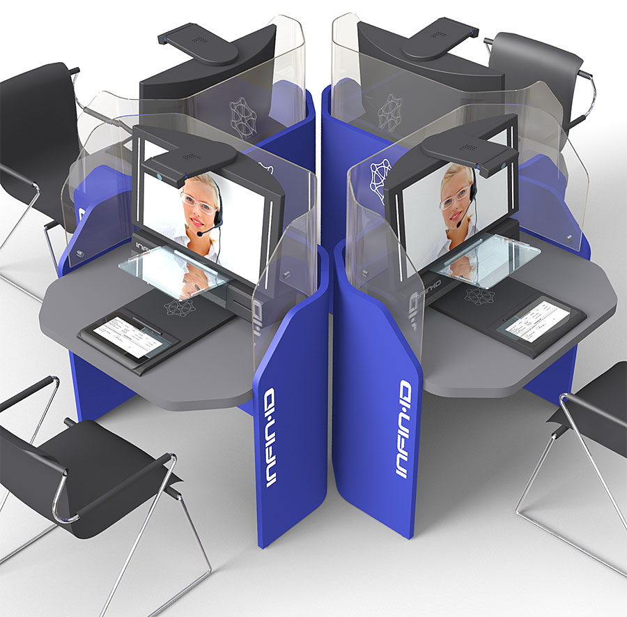 Video ID System INFINI-D   Video Communication